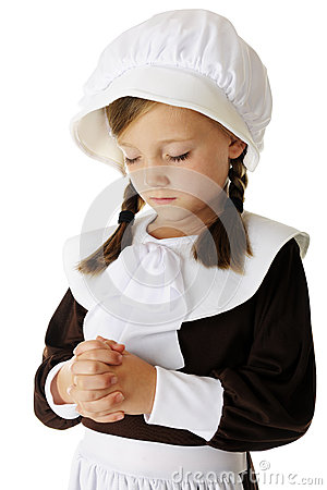 Young Pilgrim Prayer