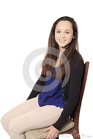 Young Pretty Teen Girl Stock Photography Image 36731902