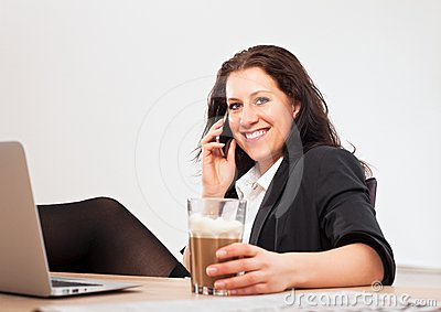 speak professionally phone