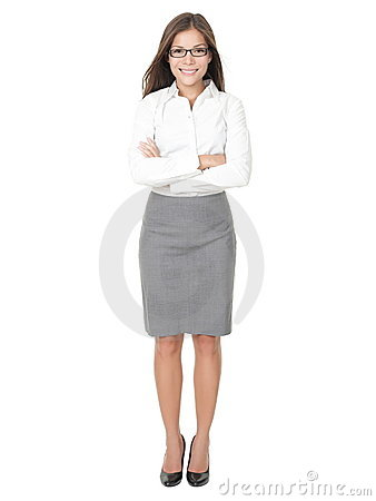 Free Young Professional Woman Royalty Free Stock Photos - 15728908