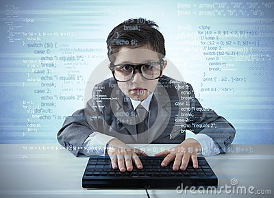 Young programmer
