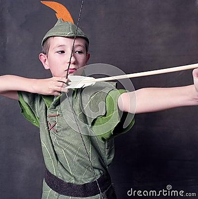 Young Robin Hood