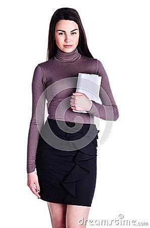 Young  secretary