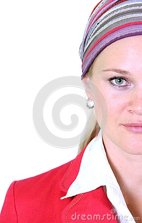 Young swedish woman