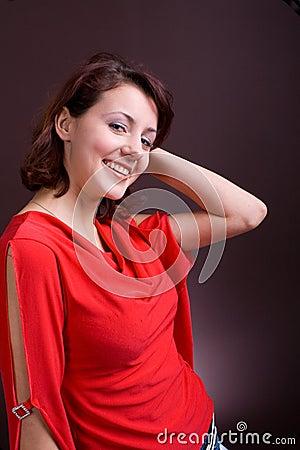 Young woman. portrait 5