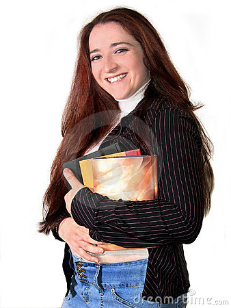Young Woman Student