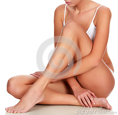 Free Young Woman With Slim Body Stock Images - 78986074