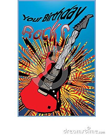 Your Birthday Rocks
