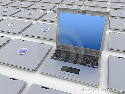 Your Chosen Laptop Royalty Free Stock Photos - Image: 21536148