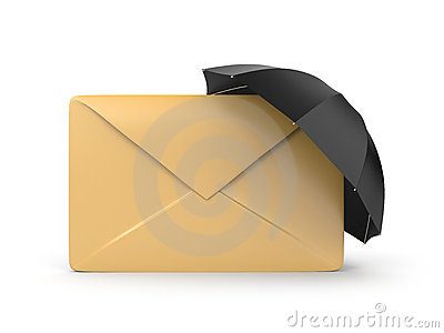 Your correspondence(or email) in safety
