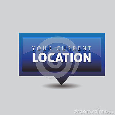 Your current location