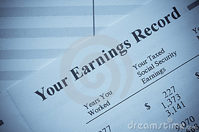 Your Earnings Record