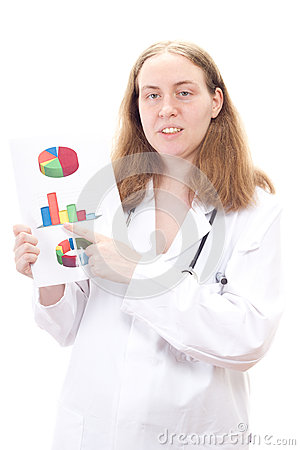 Free Your Results Of Your Blood Test Royalty Free Stock Photos - 31773968