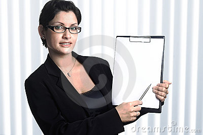 Your secretary