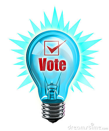 Free Your Vote Counts Stock Photography - 15401552