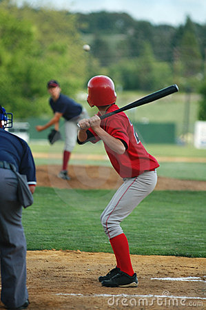 Free Youth Baseball Royalty Free Stock Photos - 3879518