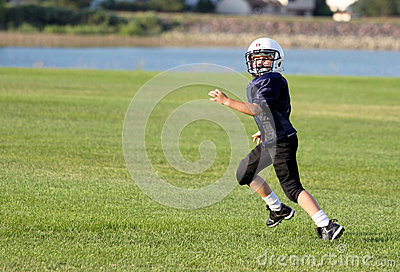 Youth Football Receiver