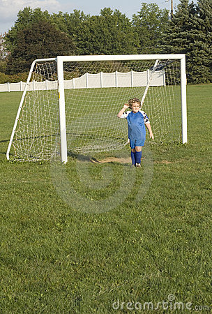 Youth Goalie