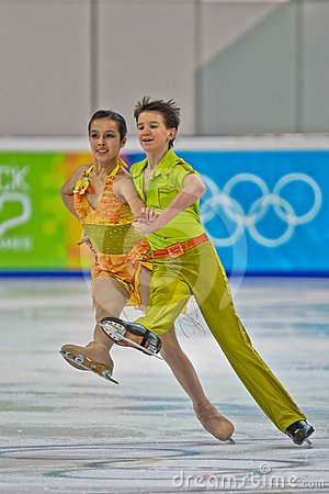 Youth Olympic Games 2012 Editorial Image