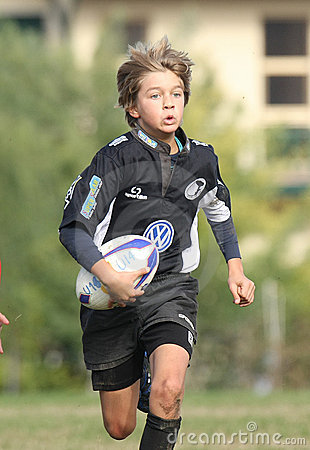 Youth rugby championship Editorial Photography