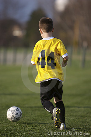 Free Youth Soccer Stock Photos - 703163