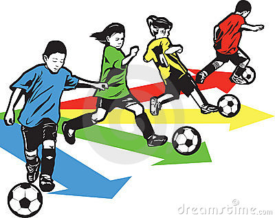 Youth Soccer Drill