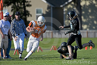 Youth sports Editorial Stock Photo