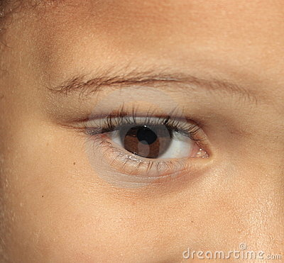 Youthful eye