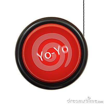 Free YoYo Royalty Free Stock Photos - 26045938