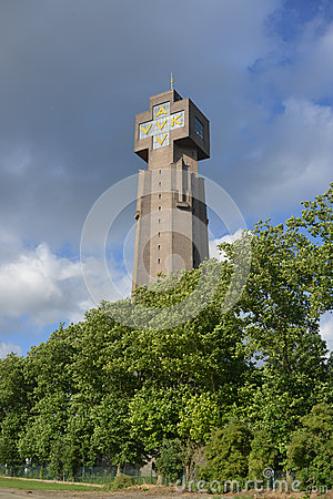 Ysertower in Diksmuide
