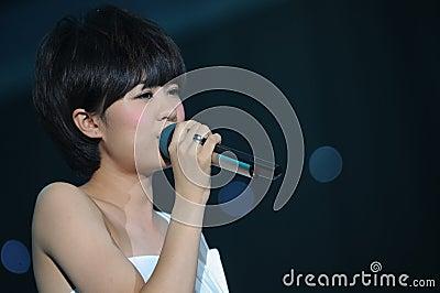 Yu Ke Wei Editorial Stock Image