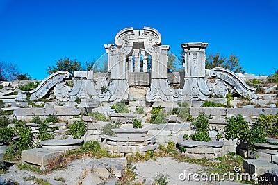 Yuanmingyuan Park