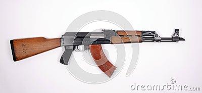 Yugoslavian assault rifle