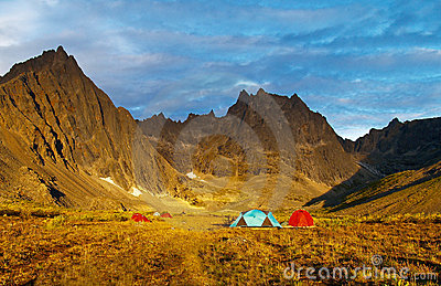 Yukon Wilderness Camping