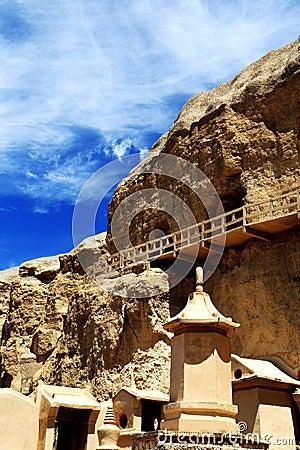 Free Yulin Grottoes Stock Photos - 98066823