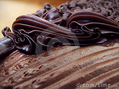 Yummy chocolate torte
