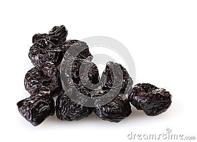 Yummy dried plums