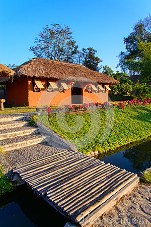 Free Yunnan Village, Thailand Royalty Free Stock Image - 32041356