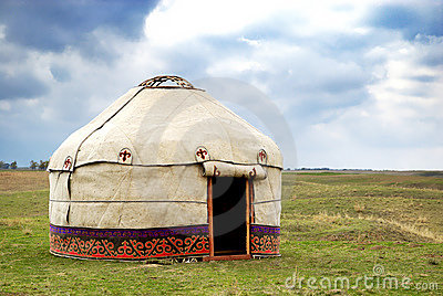Yurt - Nomad s tent