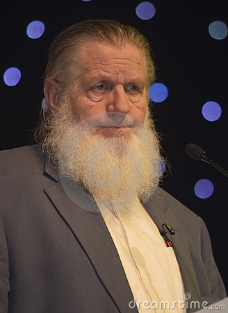 Yusuf Estes, formerly Skip Estes Editorial Stock Photo