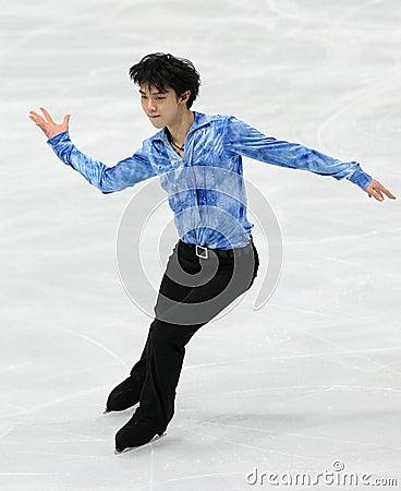 Yuzuru HANYU (JPN) Editorial Photography