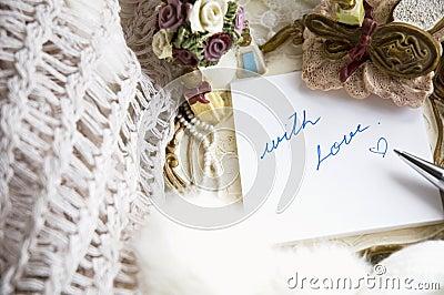Z miłości notatki romansem
