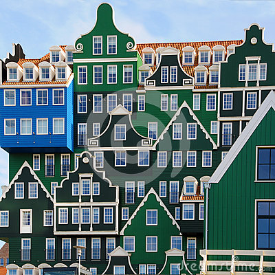 Free Zaandam Architecture Stock Photo - 67822120