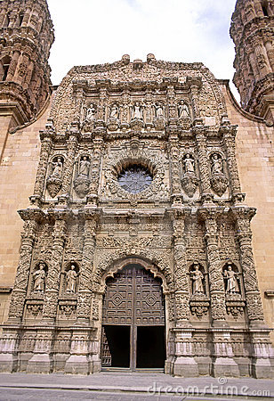 Free Zacatecas Cathedral Stock Photo - 18503290