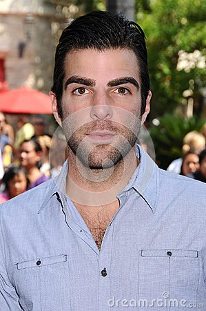 Zachary Quinto Editorial Image