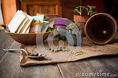 Zaden voor het planten