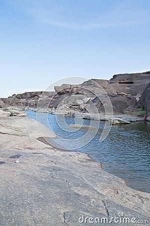 Zadziwiająca skała