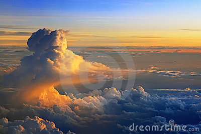 Zadziwiające chmury