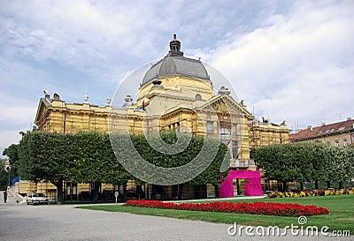 Zagreb - Art pavilion