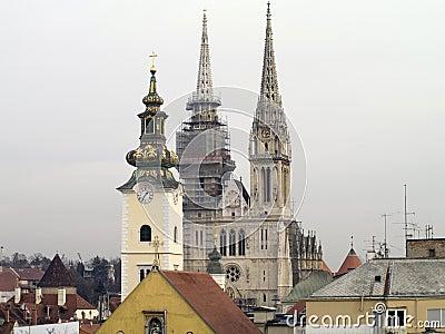 Zagreb churches